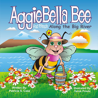 AggieBella Bee-Along the Big River--book cover